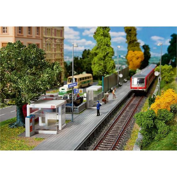 Faller 120240 BLS/SBB Moderner Haltepunkt