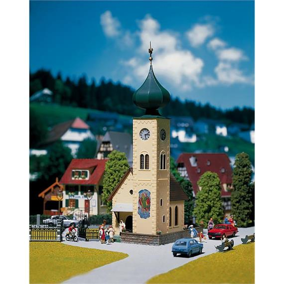 Faller 130238 Dorfkirche