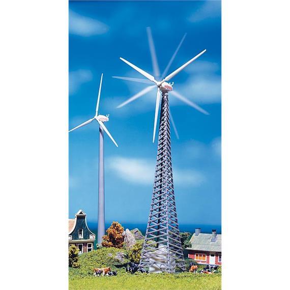 """Faller 130381 Windkraftanlage """"Nordex"""" HO"""