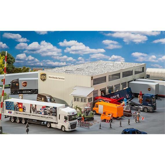 Faller 130785 Logistikhalle UPS HO