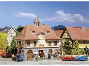 Faller 131540 Romantisches Rathaus, H0 1:87