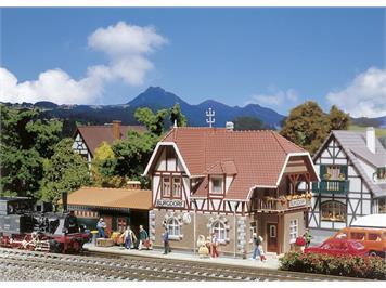 Faller 131541 Bahnhof Burgdorf, H0 1:87