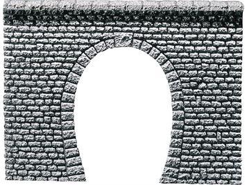 Faller 170880 Tunnelportal Quader 1gleisig