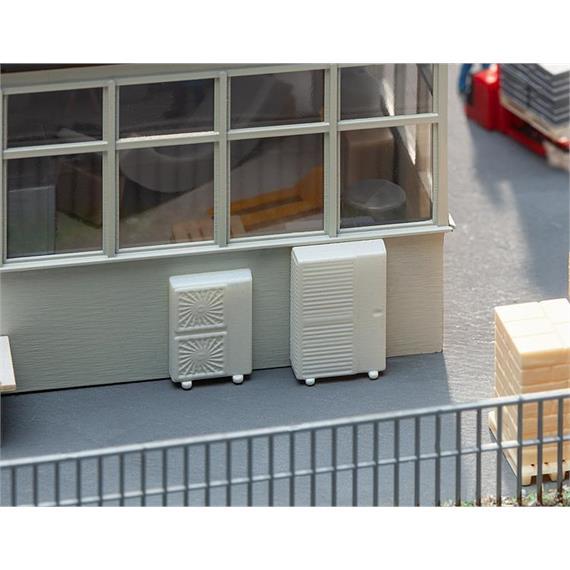 Faller 180976 13 Klimageräte, HO