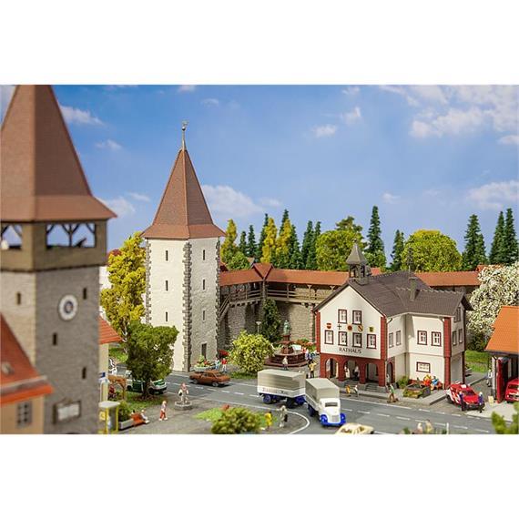 Faller 232355 Altstadtmauer-Set N