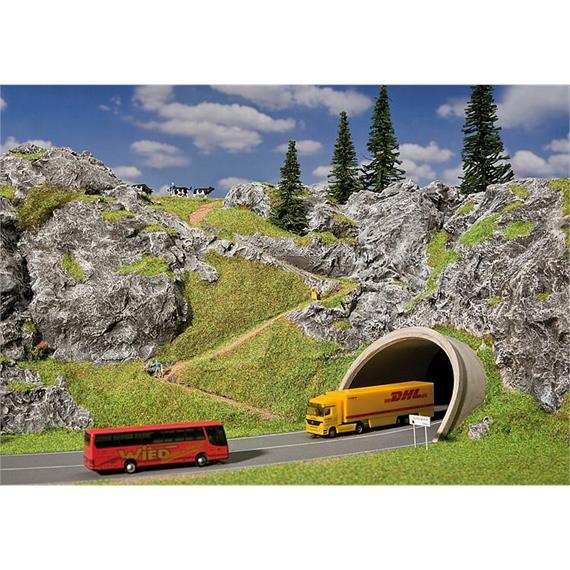 Faller 272582 ICE-/Strassen-Tunnelportal N
