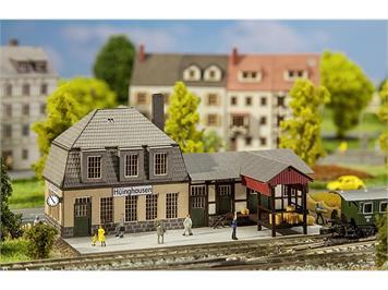 Faller 282704 Bahnhof Hünighausen (LaserCut) Z