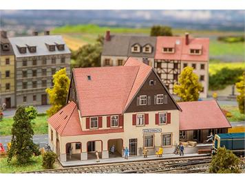 Faller 282708 Bahnhof Durlesbach (LaserCut) Z