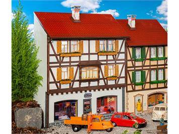 Faller 331777 Stadt-Reliefhaus Boutique, G
