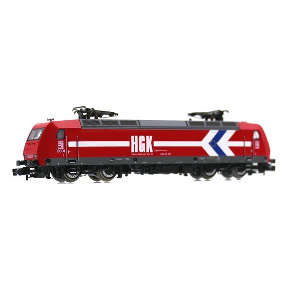 "Fleischmann 817320 Ellok BR145-CL ""HGK"" Ep.V"