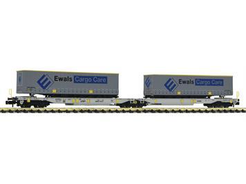 Fleischmann 825008 Doppeltaschen-Gelenkwagen, Bauart T2000 der AAE N