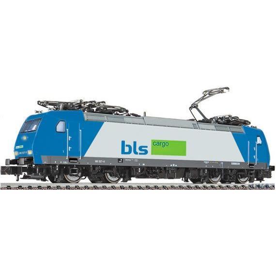 Fleischmann 877386 E-Lok BLS BR 185, Mietlok Angel Trains Cargo blau/silber lim., N