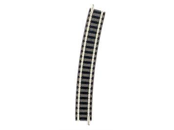 Fleischmann 9136 gebogenes Gleis R4, 15°