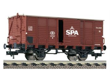 Fleischmann gedeckter Güterwagen SPA