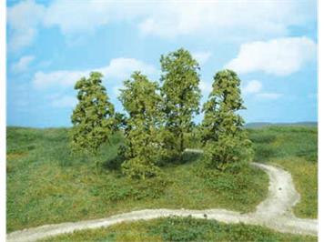 Heki 1641 12 Naturbäume mittelgrün