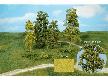 HEKI 1670 15 Blätterbäume + Büsche hellgrün