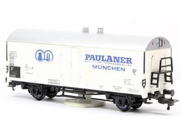"""HERKAT 1352 Schienenreinigungswagen """"Paulaner"""" für AC"""