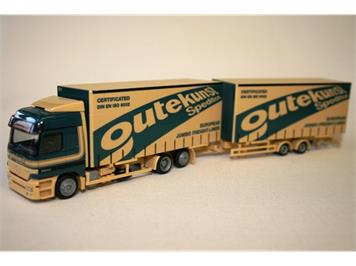"Herpa MB Actros L HZ ""Gute Kunst Spedition"""