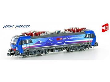 Hobbytrain 2999S E-Lok Re 475 Vectron SBB Cargo digital mit Sound N