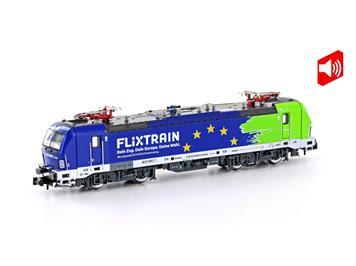 """Hobbytrain E-Lok BR 193 826 Vectron Flixtrain """"Dein Europa"""", Ep.VI - Sound"""