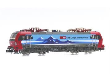 "Hobbytrain H2994S Elektrolok BR 193 Vectron SBB Cargo ""Olten"" digital/Sound N"