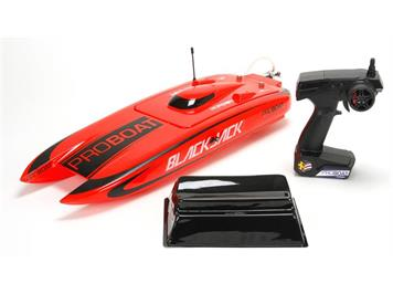Horizon/Proboat PRB08007 Catamaran Blackjack 24 Brushless, 609mm, RTR