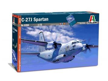 Italeri C-27J Spartan PRM Edition