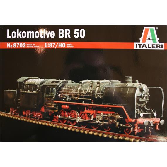 Italeri Schwere Güterzuglok BR 50 1:87