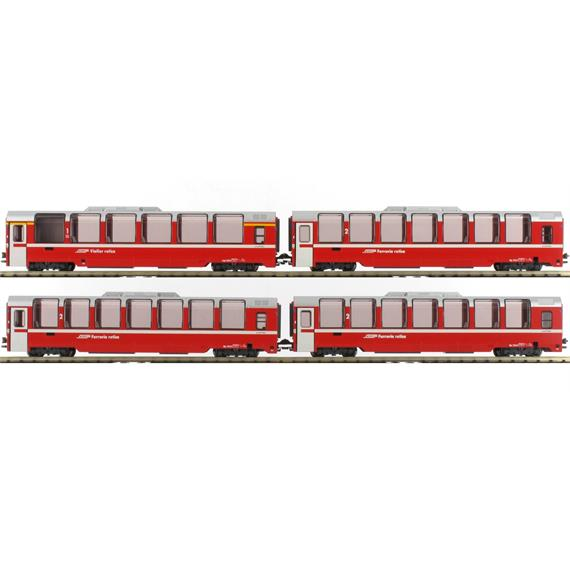 Kato 7074042 (74042) Bernina-Express Ergänzungsset N