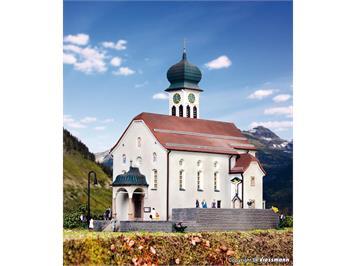 Kibri 37032 Kirche Wassen an der Gotthardbahn, N