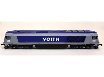Kombimodell 60004 Voith Maxima Grossdiesellok AC/dig./Sound