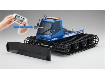 Kyosho 30987 EP Pistenbully Blizzard SR mit Onboard-Kamera (Wireless LAN Version) 1:12