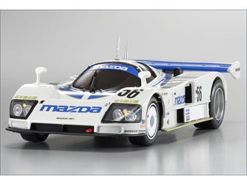 Kyosho DNANO Mazda 787 No. 56 Le Mans 1991 weiss 1:43