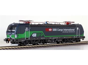 "L.S. Models 17110S SBB Ellok Vectron BR 193 ""Cargo international"" AC mit Sound"