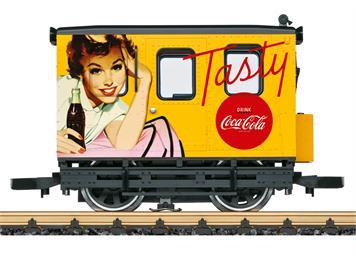 LGB 20063 Coca-Cola® Crew Car
