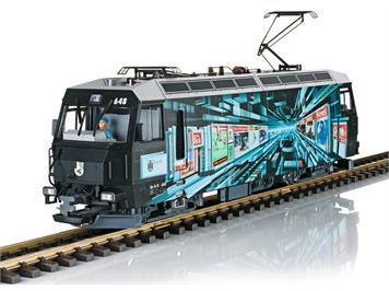 "LGB 21429 Elektrolokomotive Ge 4/4 III ""Blick"" mfx/DCC mit Sound"