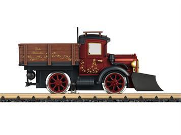 """LGB 24681 Schienen-LKW """"Weihnachten"""""""