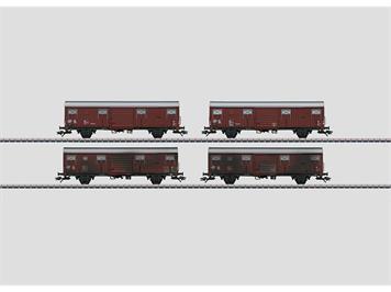 """Märklin 00779 DB Güterwagen """"Spundwandwagen"""" Neubauzustand (ohne Alterung)"""