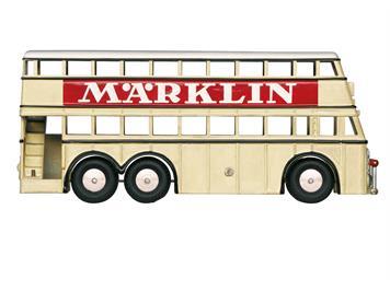 """Märklin 18080 Doppeldeckerbus """"Märklin"""" HO (Insidermodell 2018)"""