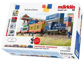 """Märklin 29453 Märklin Start up - Startpackung """"Containerzug"""", H0"""