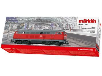Märklin 36218 Start up - Diesellokomotive BR 216, H0 (1:87)