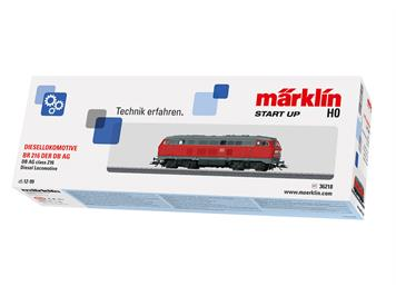 Märklin 36218 Start up - Diesellokomotive BR 216