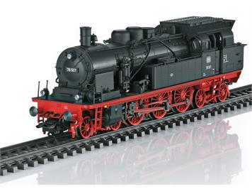 Märklin 39787 Tenderdampflokomotive BR 78 der DB, mfx/DCC, H0