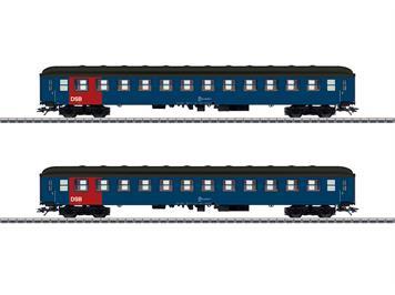 Märklin 42695 Personenwagen-Set DSB, H0