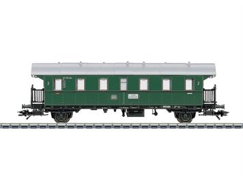 """Märklin 4314 DB """"Donnerbüchse""""-Einheitswagen 2. Klasse, H0"""