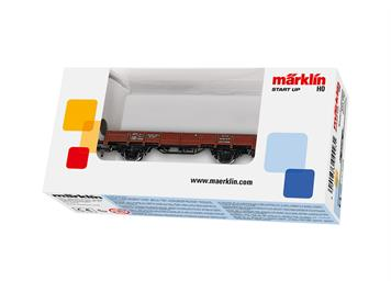 Märklin 4423 Start up - Niederbordwagen DB, H0