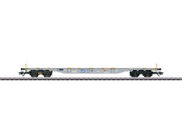 """Märklin 47106 SBB Containertragwagen Sgnss """"SBB Cargo""""."""