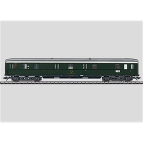 Märklin 49962 Geräuschpostwagen DB für Lokomotiven, mfx digital mit Sound