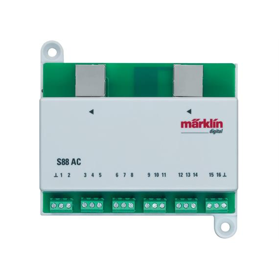 Märklin 60881 Decoder s 88 (RJ45)