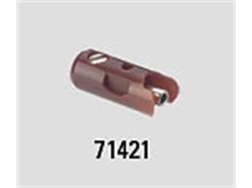 Märklin 71421 Muffen braun, Inhalt 10 Stück